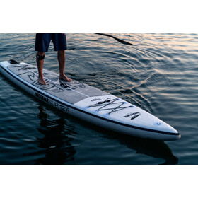 Indiana SUP 12'6 Touring Pack Basic Inflatable SUP with 3-Pieces Fibre/Composite Paddle